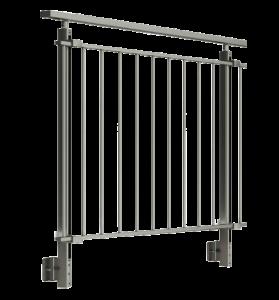 garde corps en aluminium haut de gamme
