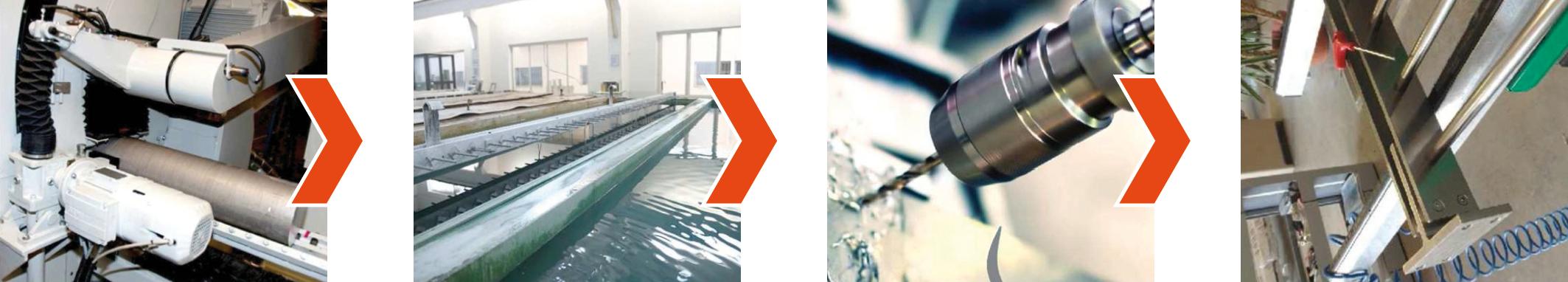 anodisation perçage aluminium